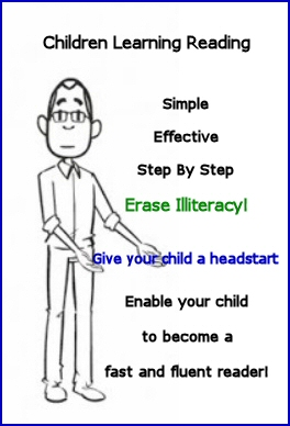 Teach your child to be a fluent reader! - Teach you and your whole family! - Welcome to literacy.