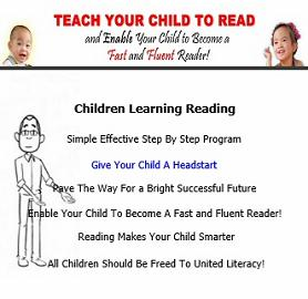 Children Learning Reading - Good Stuff!